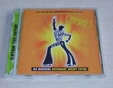 SATURDAY NIGHT FEVER CD 2001 Dutch Cast