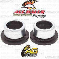 All Balls Rear Wheel Spacer Kit For Yamaha WR 400F 2000 00 Motocross Enduro New