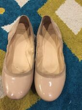 Womens Size 7 Nude Cole Haan Ballet Flats