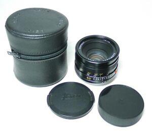 Leica R Summicron 2/50 ROM Objektiv   ff-shop24
