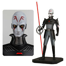 Star Wars Rebels Inquisitor Maquette Statue by Gentle Giant NEW