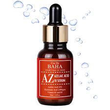 Azelaic Acid 10% Facial Serum Rosacea Acne Vitamin B3 B5 Reduce White Blackheads