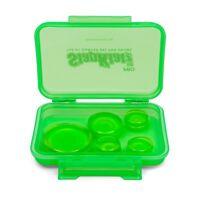 Slapklatz Pro Alien Green Gel Resonance Control System Damper Snare Toms Cymbal