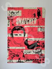 Snatcher Art Print Poster 24x36 - RARE LIMITED Cyberpunk Collectible