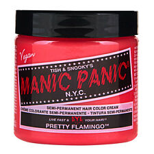 Manic Panic Classic Hair Dye Color Pretty Flamingo Vegan 118ml Manic-Panic