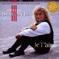 Edward Simoni Je t'aime (1996) [CD]