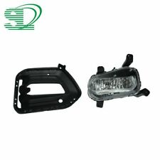 Front Fog Light w/Cover RIGHT Kit For Hyundai IX35 2018-2020