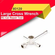 Rc Car Wheel Cross Wrench Hex Socket Tool For Hpi Traxxas Axial Associated