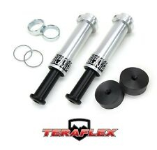 "TeraFlex 4"" Front Speedbump Bump Stop Kit for 2007-2017 Jeep Wrangler JK 1958401"