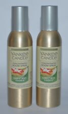 2 YANKEE CANDLE CHRISTMAS COOKIE CONCENTRATED ROOM SPRAY PERFUME AIR FRESHENER