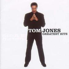 Tom Jones-Greatest Hits  (UK IMPORT)  CD NEW