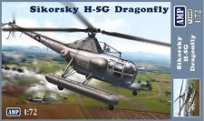 Sikorsky H-5G Dragonfly << AMP #72-008, 1:72 scale