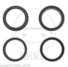 FORK SEAL only KIT 48mm WP for KTM lc4 EXC SX SXF PARAOLI Polvere Tappi wp48