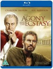 Agony and The Ecstasy 5039036066112 With Charlton Heston Blu-ray Region B