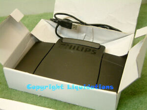 Philips LFH 2310/00 USB Foot Control Switch- Transcription 3 pedal