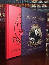 Oscar Wilde Collection New Illustrated Deluxe Cloth Bound w Slipcase Dorian Gray