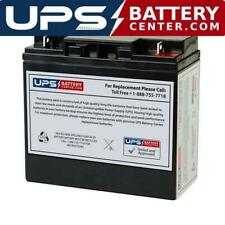 Jump N Carry JNC660 Jump Starter 12V 22Ah F3 Compatible Replacement Battery