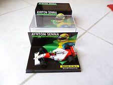 Mclaren Ford MP4/8 Ayrton Senna #8 Minichamps 1/43 1993 F1 Formule 1