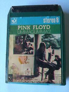 "PINK FLOYD "" UMMAGUMMA 2 "" MUSICASSETTA  STEREO 8 SEALED"