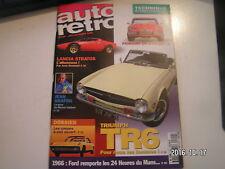 **a Auto retro n°190 Triumph TR6 / Les coupés à ciel ouvert / Audi 100 coupé S