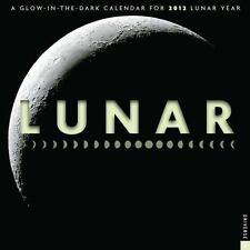 Lunar: A Glow-in-the-Dark Calendar for the Lunar Year: 2012 Wall Calendar