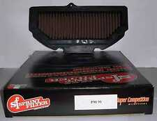 Filtro Aria Suzuki GSX-R GSX S 1000 SPRINT FILTER P08 cod. PM91S Air Filter