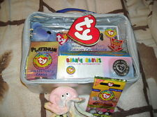 TY MEMBERSHIP KIT 1999 Unopened VGC with cards,coin,bear,cert,+1st Ed cards +
