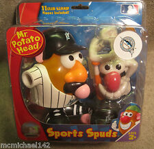 NIB Hasbro Mr. Potato Head FLORIDA MARLINS MLB Sports Spuds