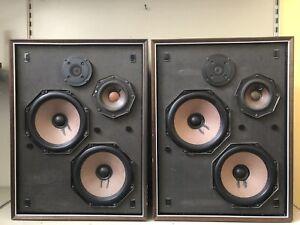 diffusori/casse vintage PHILIPS  22RH 427/01Z anni '70 funzionanti