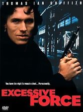Excessive Force (DVD, 2003 , WS & FS) Thomas Ian Griffith   NEW
