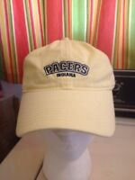 Indiana Pacers Yellow Baseball Basketball Nba Hat Cap (b24)