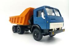 Car Trucks Souvenir USSR Soviet Kamaz 5511 Dump Truck 1:43 Toy Model Hobbies