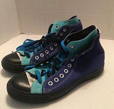 Converse All Star High Top Fold Down Sneakers (Custom?) - US Men's 7.5