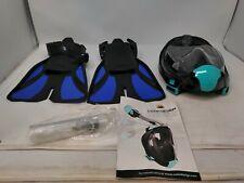 Cozia Design Ocean View Snorkel Set
