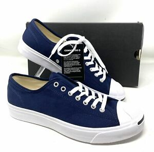 Converse Jack Purcell Low Dark Blue Men's Size Sneakers 165009C