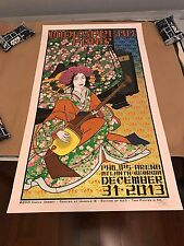Chuck Sperry Widespread Panic New Years Eve Atlanta Philips Arena Art Poster