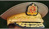 Myanmarofficer General Reproduction hat