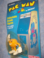 1980 Coleco- Official Pac-Man Arcade Figures- #4501- Pac-Man