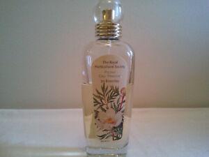 Vintage PEONY EAU FRAICHE By Bronnley 100ml Spray Womens Perfume Fragrance RARE