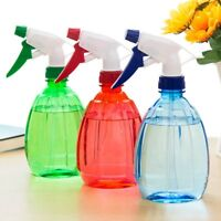 500ml Water Spray Bottle Plastic Gardening Plant Pet Cleaning Random Color 1PC