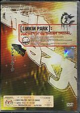 LINKIN PARK Frat Party At The Pankake Festival MALAYSIA DVD RARE NEW FREE SHIP