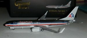 Gemini 200 -  1:200  American Airlines  737-800  #N921NN  -  G2AAL769