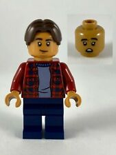 LEGO Spider-Man Far From Home Ned Leeds Minifigure from 40343