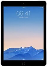 Apple iPad Air 2 MGTX2LL/A 9.7-inches 128 GB Tablet (Space Gray) - BRAND NEW