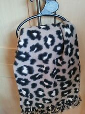 Marks and Spencer Animal Print Scarf Women's Scarves & Shawls