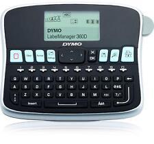 Dymo LabelManager 360D Handheld Label Maker Label Writer - NEW - UK STOCK!