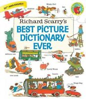 Richard Scarry's Best Picture Dictionary Ever, Hardcover by Scarry, Richard; ...