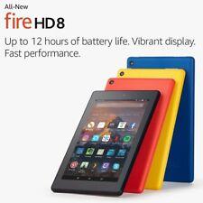 """Kindle Fire HD 8 Tablet with Alexa, 8"""", 32GB - U.K. stock (7th gen.) BLACK!!!"""