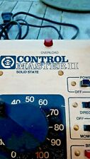 MRC Control Master II Solid State Train Controller - Vintage