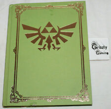 The Legend of Zelda: A Link Between Worlds Collector's Edition HC
